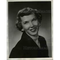 1955 Press Photo Mrs. South Dakota Title Winner Bernice Johnson - nef06464