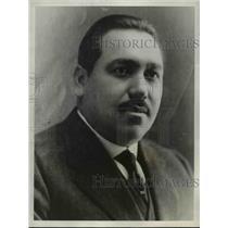 1927 Press Photo Mexico General Paulino Fontes - nef06989