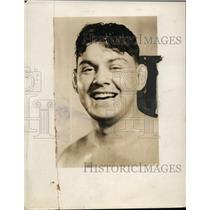 1931 Press Photo Professional wrestler and promoter George Zaharias - net01177