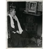 1932 Press Photo Susan McCarthy, mother of New York Yankees manager Joe McCarthy