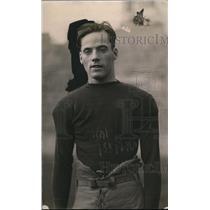 1921 Press Photo Syracuse University football captain Frank Cullen - net03612