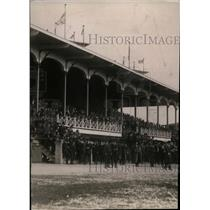 1920 Press Photo Athletic fields at Jefferson Park in New Orleans, LA