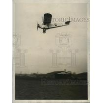 "1928 Press Photo Fairchild-Caminez ""Mystery"" Plane for Endurance Flight in Test"