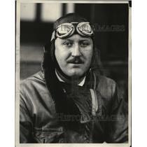1929 Press Photo Pilot William B. Springfield - ney19207