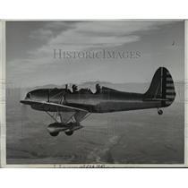 1940 Press Photo Ryan PT-20 Airplane - ney21780