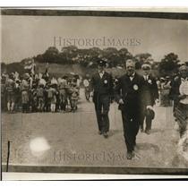 1929 Press Photo Dr Hugo Eckener - nef09823