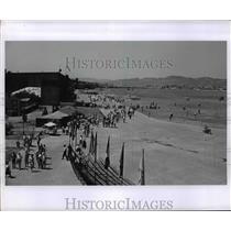 1963 Press Photo World Aerobatic Championships at Budapest Hungary - net19812