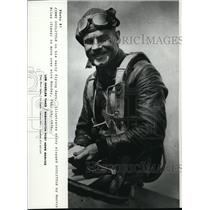 1976 Press Photo Jimmy Doolittle in his early flying days. - spp02068