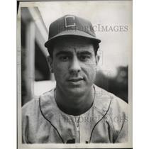 1946 Press Photo Gerard Scala, Chicago White Sox - cvb76791