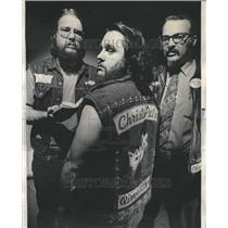 1975 Press Photo Jimmy Bullard Robert Munroe Phillip - RRR54945