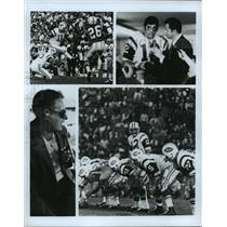 1986 Press Photo New York Jets of the American Football League - spa33550