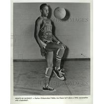 1968 Press Photo Bobby Joe Mason will display talents with Harlem Globetrotters