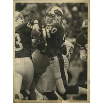 1983 Press Photo Joe Cribbs of the Buffalo Bills - nes52098