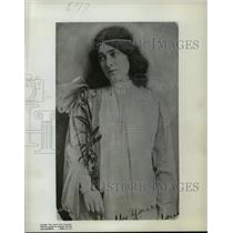 1904 Press Photo Actress Julia Marlowe as Juliet in 1904. - mjx14238