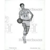 1970 Press Photo Fred Hetzel- Philadelphia 76ers - mjs03920