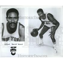 "1979 Press Photo Alfred ""Butch"" Beard of the New York Knicks - nes52500"