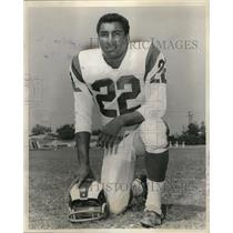1968 Press Photo Dick Bass - Rams.