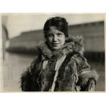 1925 Press Photo Mrs. Pederson - nef26278