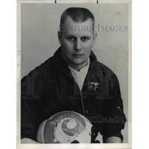 1967 Press Photo Capt Robert F Overmyer - cva38166