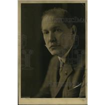 1924 Press Photo Dr. Cosme de la Torriente - nef23733
