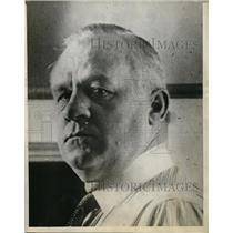 1928 Press Photo John McGraw, manager of the New York Giants