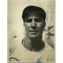 1928 Press Photo Gene Robertson, infielder, at New York Yankees camp in St. Pete