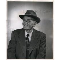 1956 Press Photo Capt. Alvin R Pearson Pilots Association - ora72889
