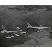 1959 Press Photo KC-165 Boeing jet tanker - orb51634