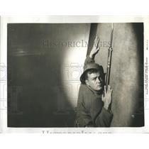 1939 Press Photo Russel Gleason Actor - RRR79871