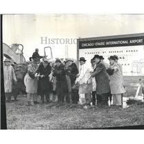 1959 Press Photo construction of new runway O'Hare Airp - RRR21099