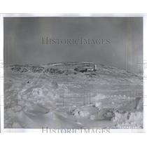 1956 Press Photo US Air Force plane C-124 Globe master - RRR33055