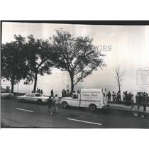 1976 Press Photo Plane Crashed - RRR43443