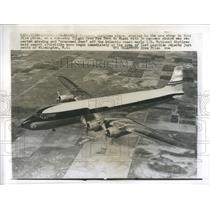 1960 Press Photo Run Airport Charter Township Michigan - RRR86835