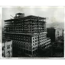 1913 Press Photo Davenport Hotel  - spx10268