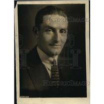 1922 Press Photo Frederick C.Nano charge d' affaires of the Rumanian Legation
