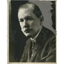 1930 Press Photo Cosmo de la Torriente of Cuba - nef43839