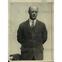 1926 Press Photo Admiral Donal Baxter MacMillan, Famed American Explorer