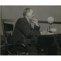 1914 Press Photo Judge EP Daniel - nez03466
