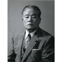 1900 Press Photo Masayoshi Ohira Foreign Minister Japan - ora72724