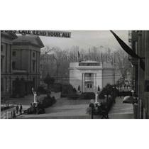 1918 Press Photo LIberty Temple - orb98227