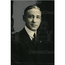 1926 Press Photo AW Northblad Of Astoria Oregon - ora71426