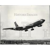 1976 Press Photo First KC-134 tanker of Washington Air National Guard