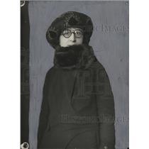 1921 Press Photo Anne Weinstock, Labor Leader - nef44243