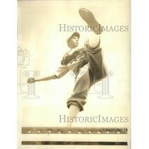 1934 Press Photo James Carleton Pitcher of the St.Louis Cardinals - sbs00437