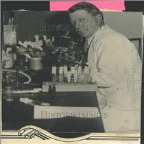 1931 Press Photo Dr. Severance Burrage, Denver - RRY27287