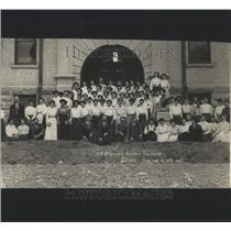 1909 Press Photo 12th District Institute Delta Colorado - RRY49423