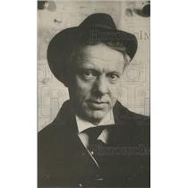 1918 Press Photo Cliff Martin, President National Amateur Baseball Federation