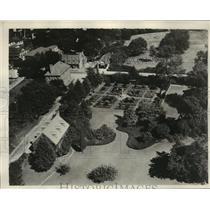 1931 Press Photo House in Yorktown Where Cornwallis Surrendered to Washington