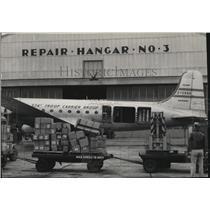 1948 Press Photo Repair Hangar No. 3 at Fairchild Air Force Base - spa42141