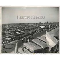 1941 Press Photo Annual All America Air Maneuvers Brought 15000 Spectators